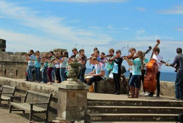 Culzean Castle outdoor performance